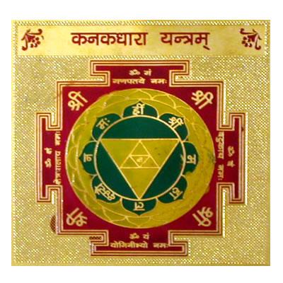 Kanakdhara Laxmi Yantra